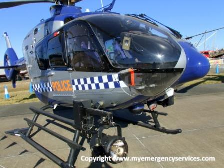 VH PVE EC135 at Avalon 2013